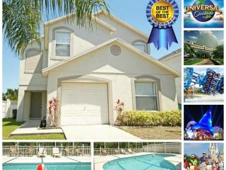 Fabulous Vacation Pool Home - 3 Miles to Disney - Kissimmee vacation rentals