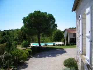 2 houses together for 12 pers with swimmingpool - La Dornac vacation rentals