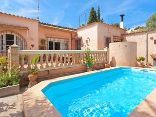 House with private pool for 7 people - Calvia vacation rentals