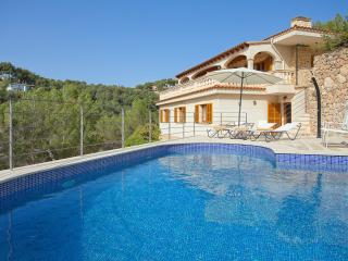 Chalet with private swimming pool for 10 people - Costa d'en Blanes vacation rentals