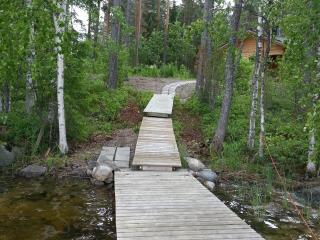 Holiday Cottage by Saimaa Lake,Suomenniemi,Finland - Suomenniemi vacation rentals