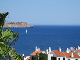 Nice Condo with Internet Access and Water Views - Playas de Fornells vacation rentals