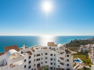 Spectacular one bedroom front seaview apartment. - Torrox vacation rentals