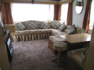 Lovely 3 bed caravan on 5* Southview Leisure Park - Skegness vacation rentals