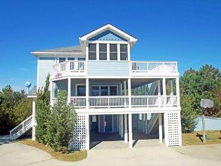 Bright 6 bedroom Corolla House with Deck - Corolla vacation rentals