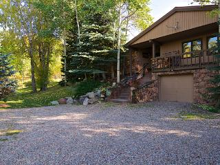 Romantic Wooded Riverfront Estate - Aspen vacation rentals