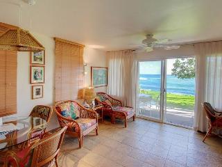 Ocean Front Studio - Kapaa vacation rentals