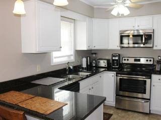 Enjoy views of the bay and outdoor pool from this top floor 1 bedroom beautiful renovated condo - Berlin vacation rentals