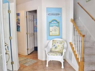 Enjoy the bay views from this lovely 4 BR with den/ 4.5 Bath townhome! - Berlin vacation rentals