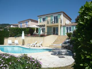JdV Holidays Villa Laurier, modern with private pool and superb views to the sea - Mandelieu La Napoule vacation rentals