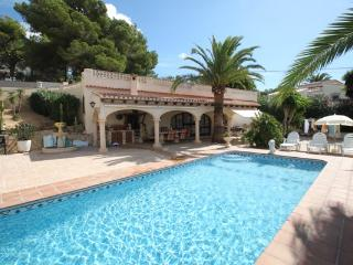 Germania - holiday home with private swimming pool in El Portet - Benitachell vacation rentals