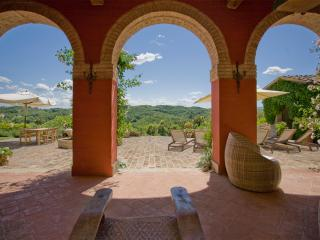 Charming Hilltop Farmhouse in Tuscany - Casa Palaia - Palaia vacation rentals