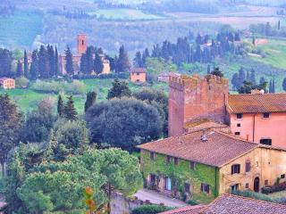 Grand Villa with Private Pool Overlooking Tuscan Vineyards - Villa Giusi - Certaldo vacation rentals