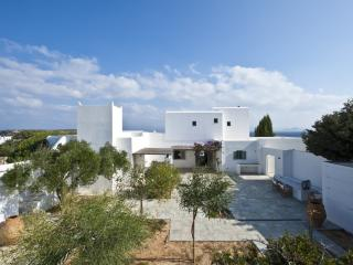 Large Paros Villa near Sandy Beach with Views - Santa Maria Beach - Naoussa vacation rentals
