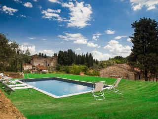 Tuscany Villa with Guest House Near Vineyards and Florence - Villa Brigida - Pontassieve vacation rentals