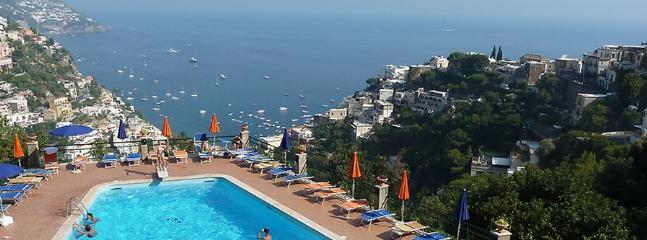 Modern Apartment with Ocean Views in Positano  - Casa Tea - Image 1 - Positano - rentals