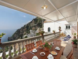 Beautiful Villa with Panoramic Views in Positano - Villa Perla - Positano vacation rentals
