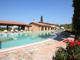 Beautiful Tuscan Villa on a Large Estate - Villa Betta - Montaione vacation rentals