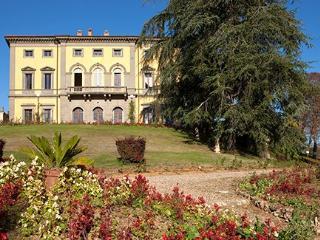 14 bedroom Villa in Ponte A Bozzone, Siena Area, Tuscany, Italy : ref 2230502 - Ponte a Bozzone vacation rentals