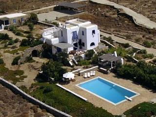 Villa Rental on Mykonos with Stunning Views - Villa Semeron - Ftelia vacation rentals