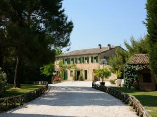 Historic Marche Villa with Pool and Chapel - Villa Aria - Montemaggiore al Metauro vacation rentals