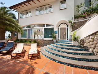 Beautiful Villa with Pool Near a Town and Village  - Villa Sandra - Nerano vacation rentals