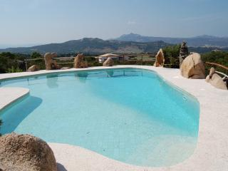 Family-friendly Sardinia Villa with Private Pool and Annex - Villa Mirto - Baia Sardinia vacation rentals