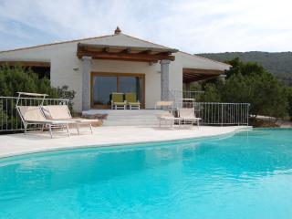 Villa on Sardinia with Private Pool Near the Beach - Villa Asfodelo - Baia Sardinia vacation rentals