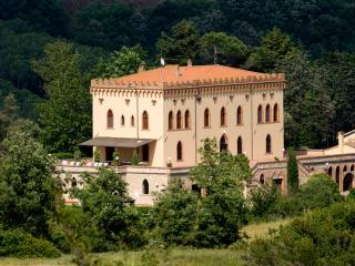 Beautiful Castle-Like Villa in Coastal Tuscany with Private Pool and Ideal for - Cecina vacation rentals