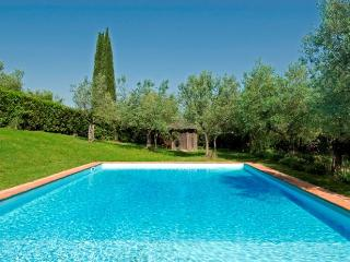 Beautiful Tuscan Villa with Tower and Private Swimming Pool near Florence - Villa Sara - Grassina Ponte a Ema vacation rentals
