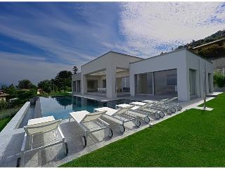 Modern Luxury Villa Overlooking Lake Maggiore and the Borromeo Islands  - Villa - Stresa vacation rentals