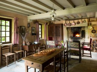 French Country Cottage on Normandy Estate - The Bakery - Negreville vacation rentals