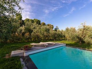 Hillside Farmhouse Near Lucca with Pool and Panoramic Views - Casa Linda - San Pietro in Campo vacation rentals