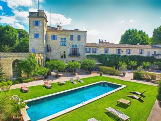 Castle with the South of France with Two Pools, Gym and Tennis Court - Chateau Lorraine - La Grande-Motte vacation rentals