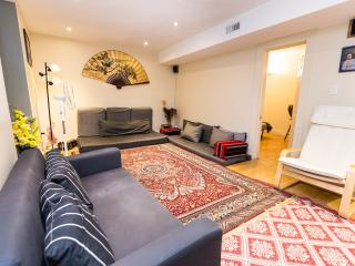 Cosy, clean & comfy basement apartment - Toronto vacation rentals