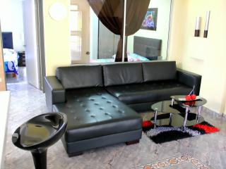 2 Bedroom Ground zero Park Lleras Hot Tub, AC - Medellin vacation rentals