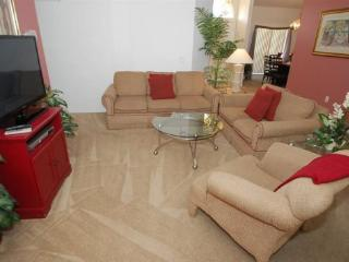 4 Bed 3 Bath Pool Home with Games Room Just 9 miles from Disney. 655BD - Orlando vacation rentals