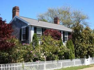 ENGLISH COUNTRY STYLE HOME THAT EMBRACES AUTHENTIC VINEYARD LIFE - Edgartown vacation rentals