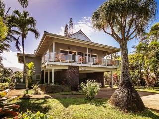 Perfect House with Television and Mountain Views - Princeville vacation rentals