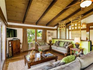 Perfect House with Dishwasher and Mountain Views - Princeville vacation rentals