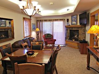 Mountain Condo one block from Ski area.  20% off Rentals and Private Shuttle - Steamboat Springs vacation rentals