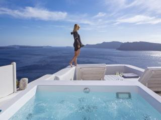 Mystic Luxury Villa II with Sea View & Jacuzzi - Oia vacation rentals
