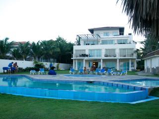 PORTA DEL MARE FRONT BEACH CONDO..PARADISE!!(2bed) - Cabarete vacation rentals