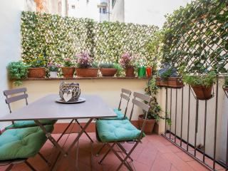 Romantic terrace in front of Accademia Gallery! - Florence vacation rentals