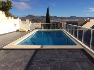 Bolnuevo villa with views and own private pool - Bolnuevo vacation rentals