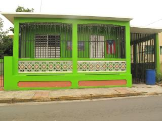Vieques Good Vibe Green House, walk from ferry - Isabel Segunda vacation rentals