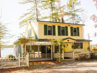 Charming Waterfront Cottage | Large Kitchen - Tuftonboro vacation rentals