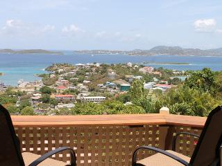 Bliss at Cruz Views Condo - Cruz Bay vacation rentals