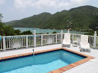 Comfortable Villa with A/C and Satellite Or Cable TV in Coral Bay - Coral Bay vacation rentals