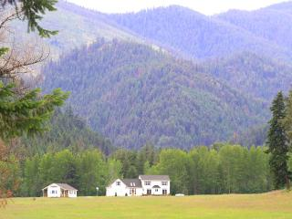 Deep Creek Retreat- Missoula Mountain Meadow Peace - Missoula vacation rentals